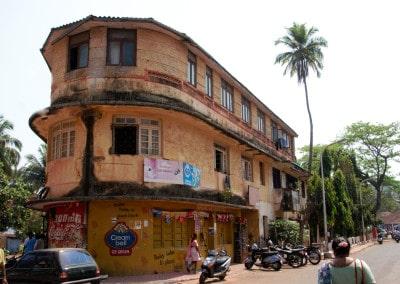maison à Goa