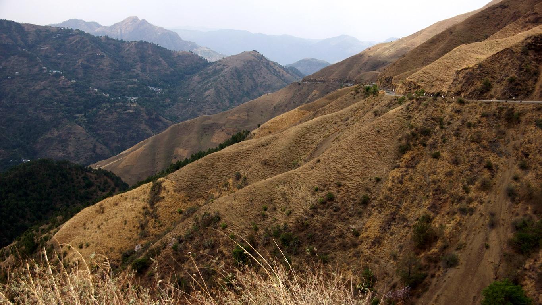 Aux environs de Shimla