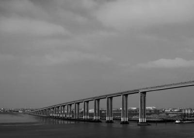 Le pont de Montoir