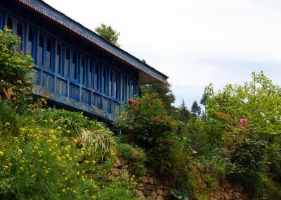 Une belle maison à Sarahan (Himachal Pradesh)